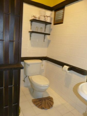 Ramayana Koh Chang Resort: Salle de bains