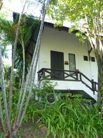 Ramayana Koh Chang Resort : Le bungalow que j'occupais
