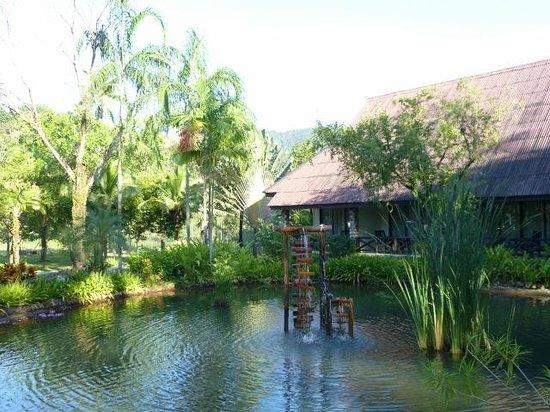 Ramayana Koh Chang Resort : Jardins