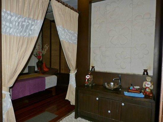 Ramayana Koh Chang Resort: Salle de soins