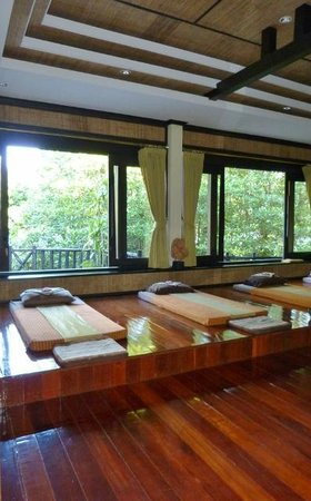 Ramayana Koh Chang Resort: Salle de massages
