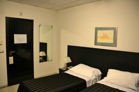 Best Western Executive Business Hotel: türseitig