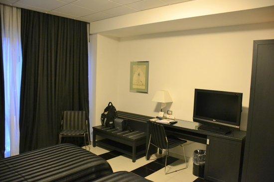 Best Western Executive Business Hotel: fensterseitig