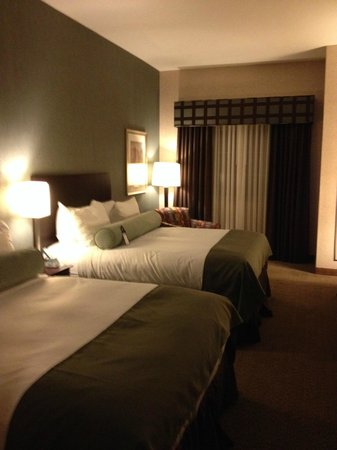 Holiday Inn Express & Suites Charlottesville - Ruckersville : room on the first floor