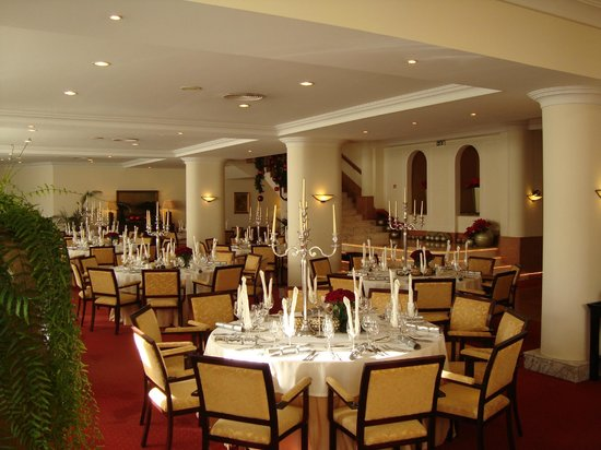 Hotel The Cliff Bay: Ready for the Gala Dinner