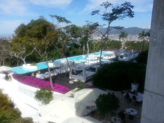 Encanto Acapulco: view of pool
