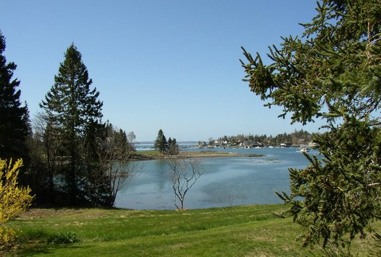 Bass Harbor Cottages and Country Inn : Carriage House View