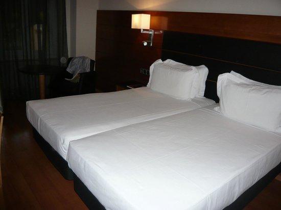 AC Hotel Carlton Madrid : 部屋