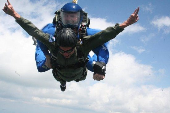 No Limits Skydiving