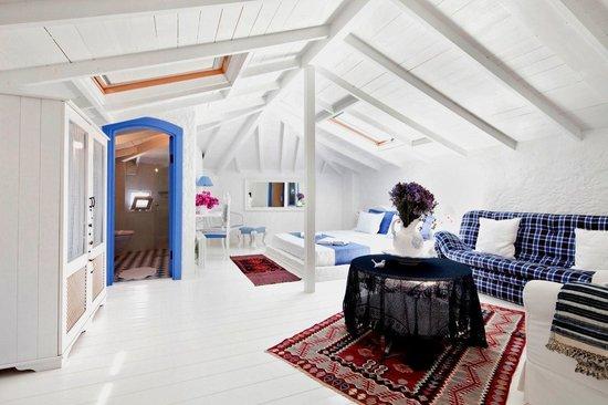Kurabiye Otel: Room