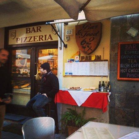 bar & food 62: Terrasse