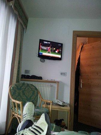 Hotel Europeo: camera