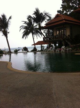 Buritara Resort & Spa at Koh Phangan: Pool