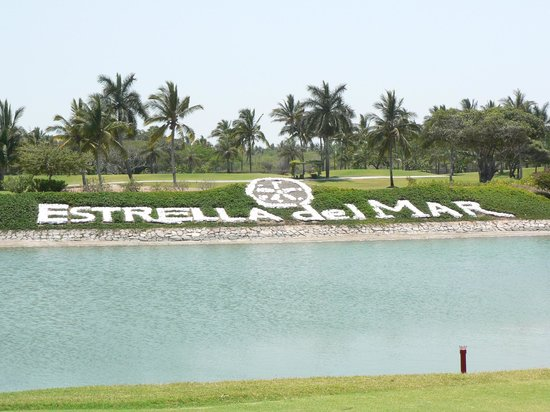 Estrella Del Mar Resort Mazatlan: Landscaping
