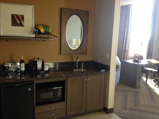 Hampton Inn & Suites Austin Downtown : Suite