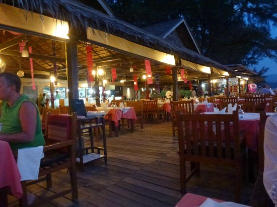 Tony Seafood Restaurant: Schöne Atmosphäre