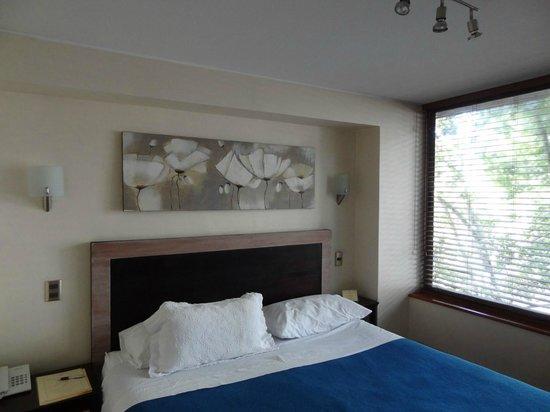 Hotel Orly : Quarto