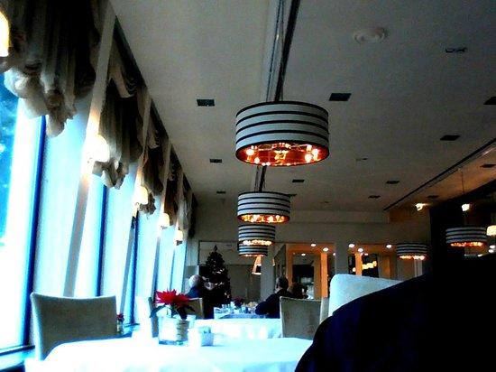 Clarion Collection Hotel Griso Lecco : Sala colazione