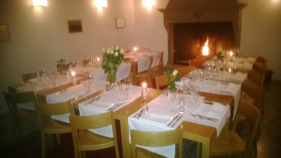 Locanda Locarnese : group meal