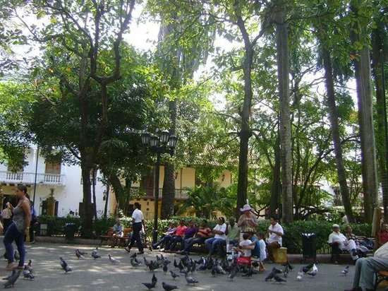 Plaza Bolivar o Plaza de la Inquisicion