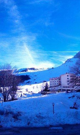 Hotel Europa: semplicemente una montagna stupenda