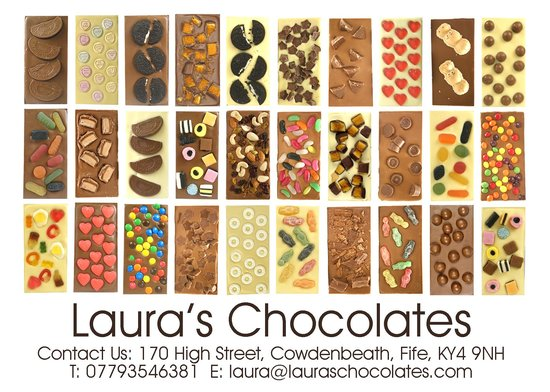 ‪Laura's Chocolates‬