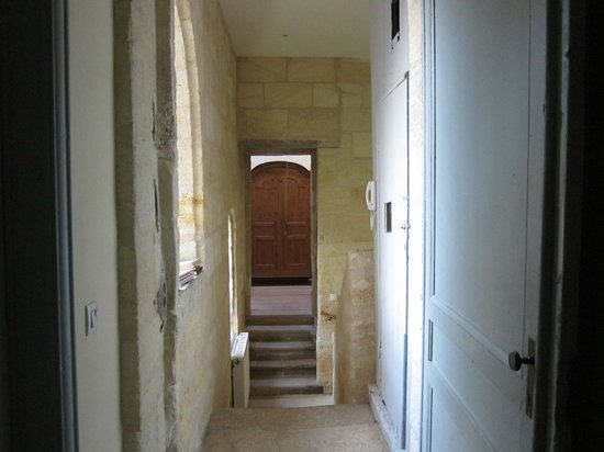 Ecolodge des Chartrons : La maison a vraiment du cachet.