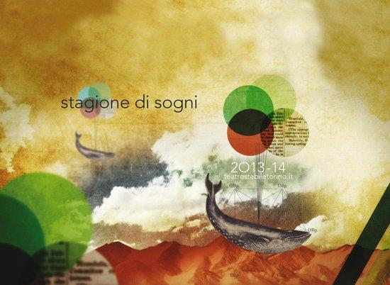 Teatro Stabile Torino: Stagione 2013/14 #stagionedisegni