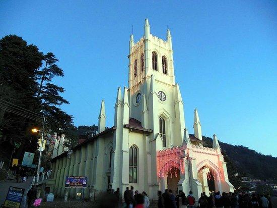 The Mall: Christ Church