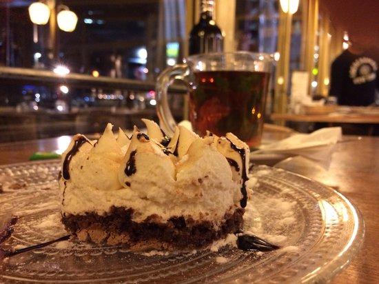 Derbi Bar : Little swiss dessert