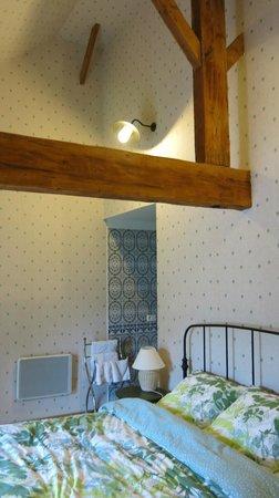 La Fresnee : Camera da letto matrimoniale