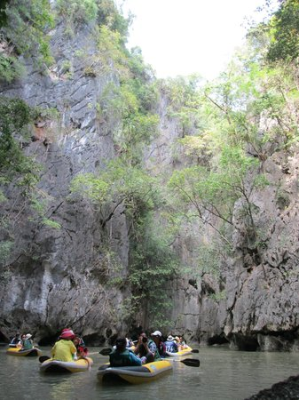 Phuket Tours Direct - Day Tours: Sea Cave