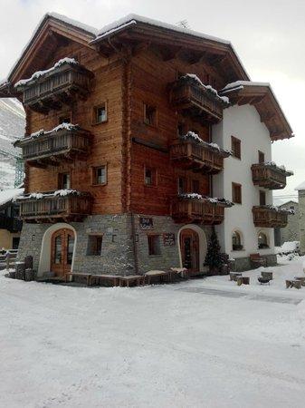 Alpen Hotel Chalet: dicembre 2013