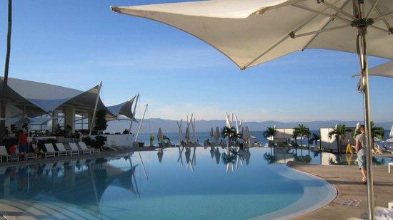 Hilton Puerto Vallarta Resort: la piscine principale