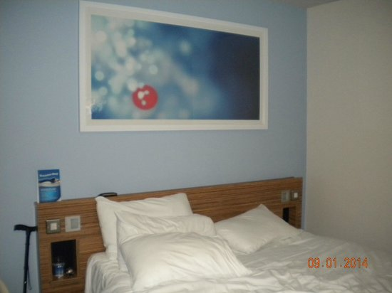 Travelodge Colwyn Bay: room 4