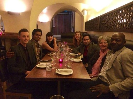 Iberico World Tapas Nottingham : Langar Hall Team