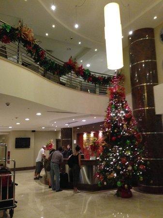 Marriott Executive Apartments Panama City, Finisterre: Lobby