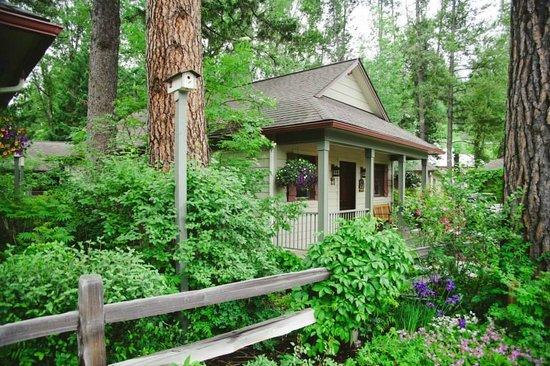 Bridge Street Cottages: Summer