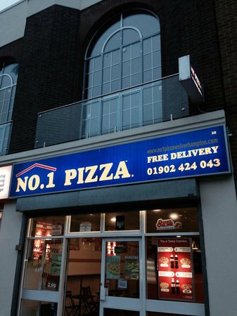 No 1 Pizza