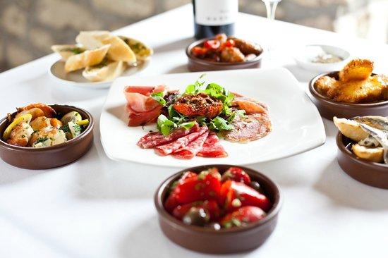 Knightor Winery and Restaurant: Tapas