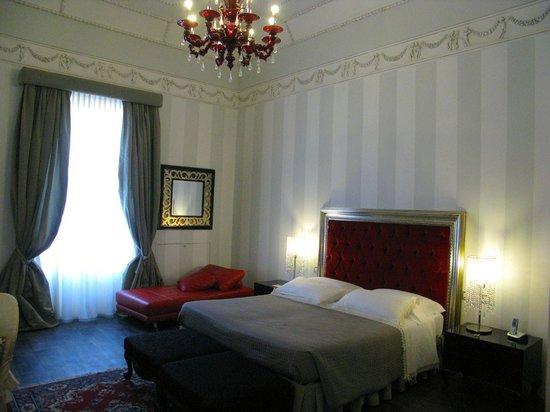 Antica Badia Relais Hotel : Camera Bouganvillea