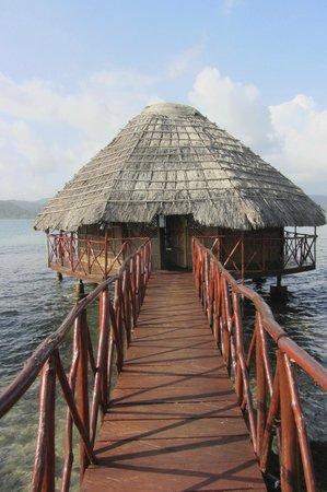 Yandup Island Lodge : Hut #8