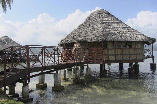 Yandup Island Lodge : Hut #10