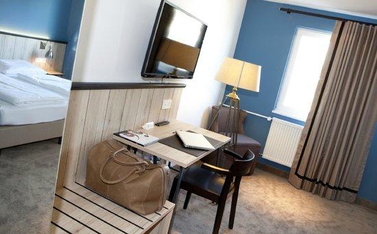 Dock1 : Standard Doppelzimmer