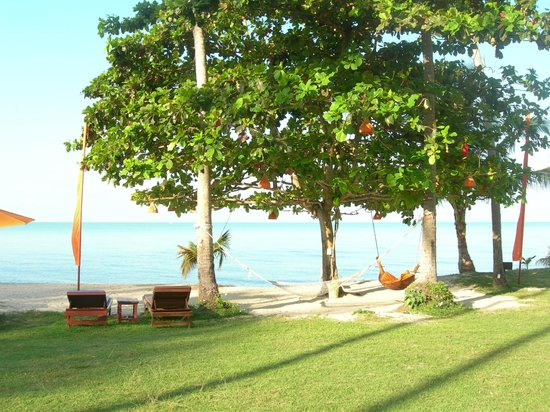 Viva Vacation Resort: Beach area