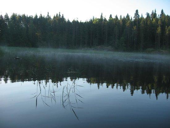 Ladoga Lake : Утро, дети спят.