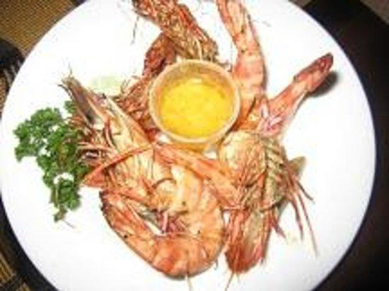 AVANI Bentota Resort & Spa: Prawns & Lobster Barbeque