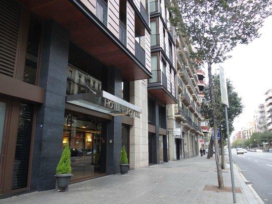 EuroPark Hotel : Europark Barcelona