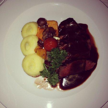 LEON Restaurant: Chateaubriand