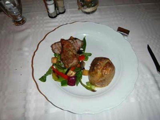 Northern Light Inn: dinner